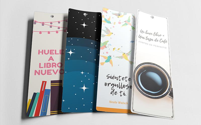 Separadores de Libros para Imprimir