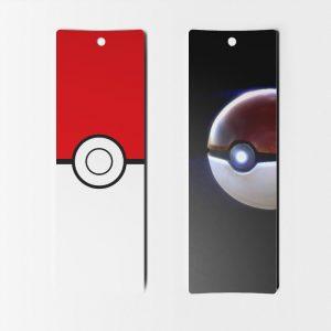 Separadores de Libros de Pokémon N° 3