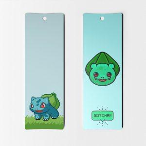 Separadores de Libros de Pokémon N° 4