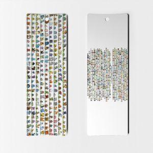 Separadores de Libros de Pokémon N° 9