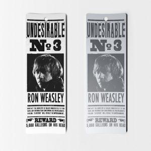Separadores de libros Harry Potter 13
