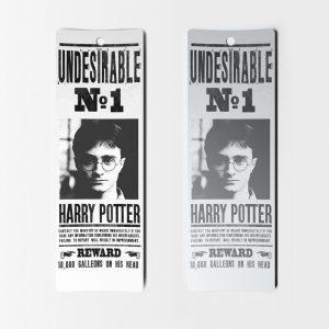 Separadores de libros Harry Potter 2