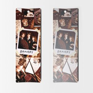 Separadores de libros Harry Potter 3