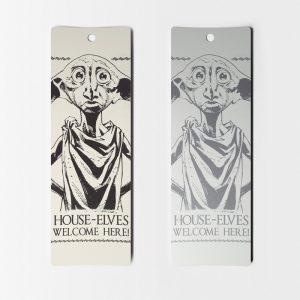 Separadores de libros Harry Potter 6