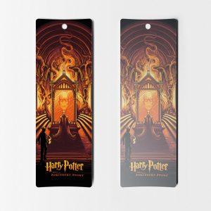 Separadores de libros Harry Potter la piedra filosofal