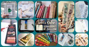 Tienda Online de Separadores y Marcapáginas de Libros