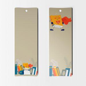 separadores de libros para niños 1